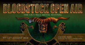 Bloodstock Open Air 2018 Festival Header