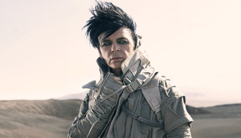 Gary Numan Live Review From Portsmouth Pyramids (March 2018)