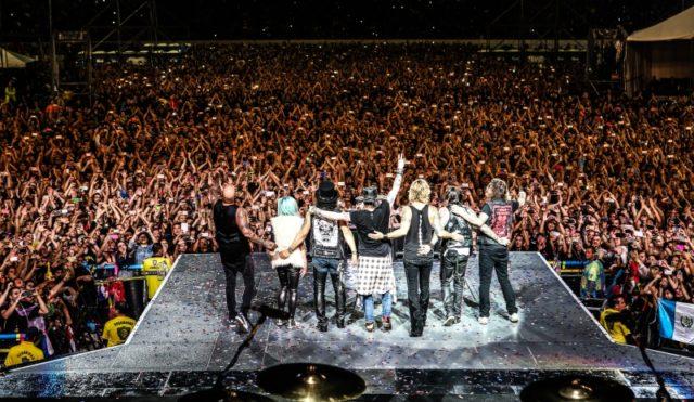 Guns N Roses 2017 Promo Photo