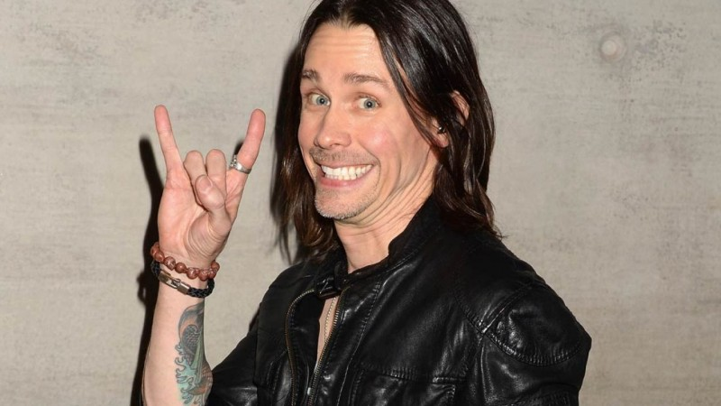 Myles Kennedy Solo Photo