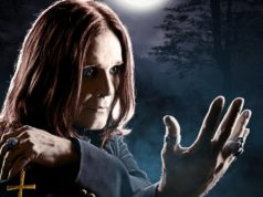 Ozzy Osbourne 2017 Press Photo
