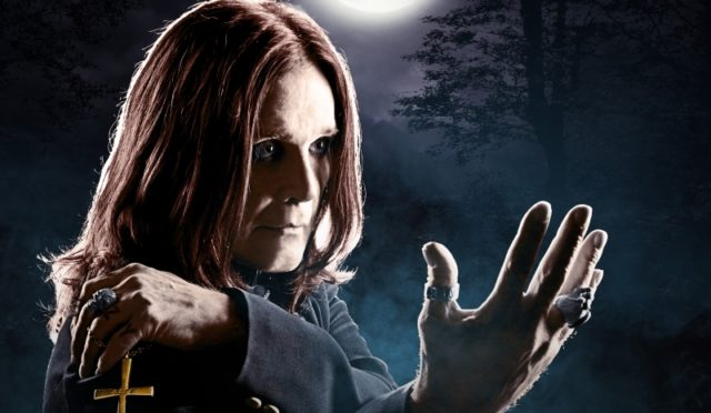 Ozzy Osbourne 2017 Press Photo