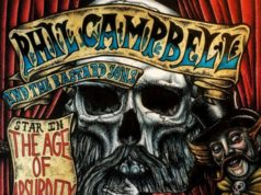 Phil Campbell and the Bastard Sons - The Age Of Absurdity Album Cover Artwork