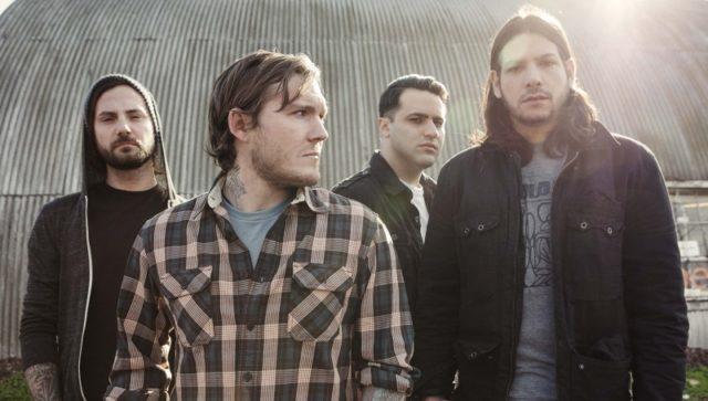 The Gaslight Anthem Promo Photo
