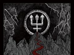 Watain - Trident Wolf Eclipse Album Cover Artwork