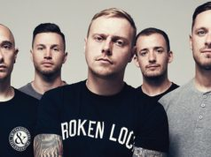 Architects Band Promo Photo by Tom Barnes