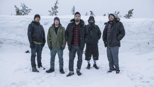 Deftones 2018 Band Promo Photo