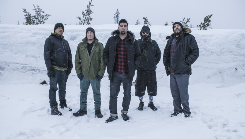 Deftones 2018 Band Promo Photo