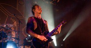 Matt Heafy, Trivium - Manchester Academy April 2018