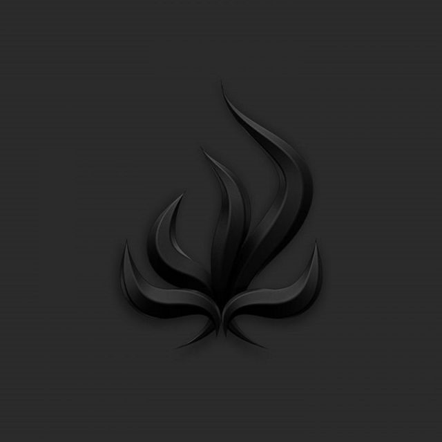 Bury Tomorrow - Black Flame Album Cover