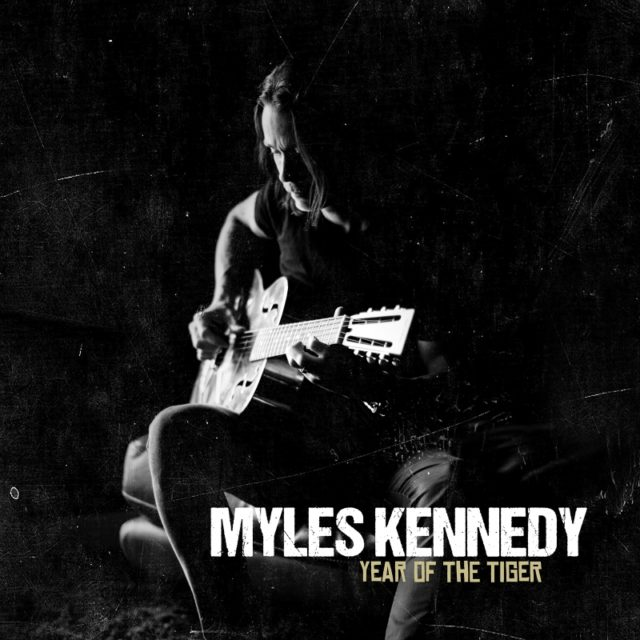 Myles Kennedy - Year Of The Tiger Album Cover