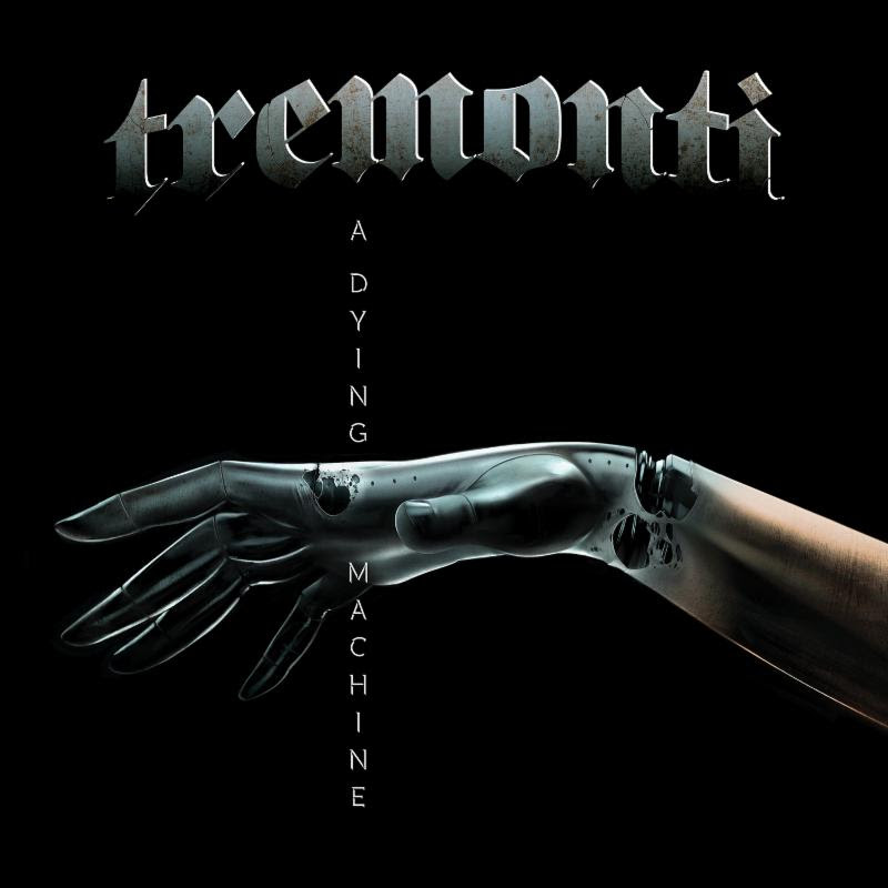 Tremonti - A Dying Machine Album Artwork