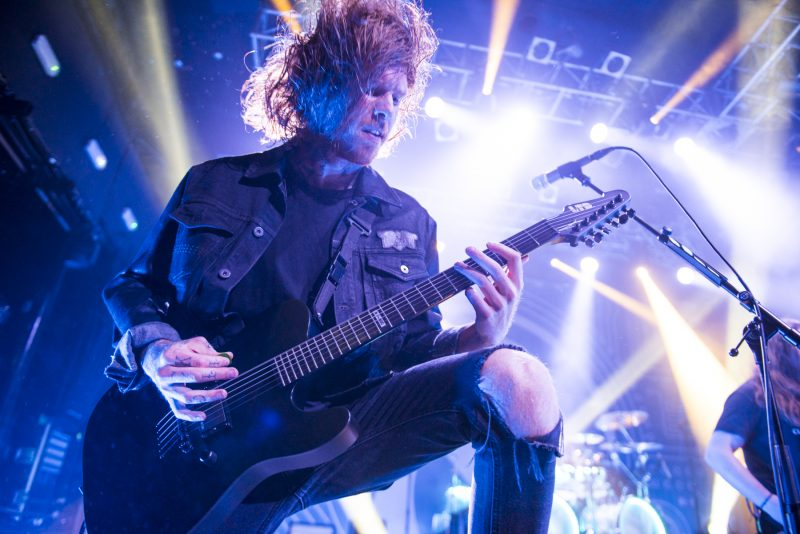 Alan Ashby, Of Mice & Men, London Koko, April 27th 2018 (5)