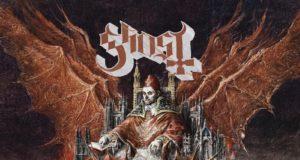 Ghost Prequelle Album Cover