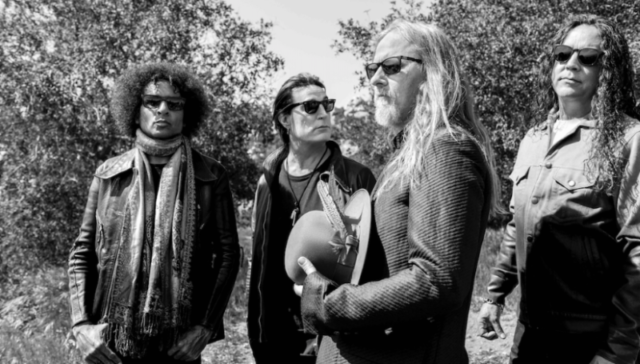 Alice In Chains 2018 Band Promo Photo