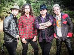 Black Stone Cherry Promo Photo 2018
