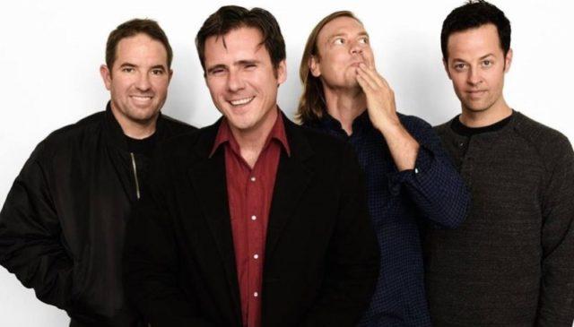 Jimmy Eat World 2018 Promo Photo