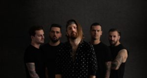 Beartooth 2018 Band Promo Photo