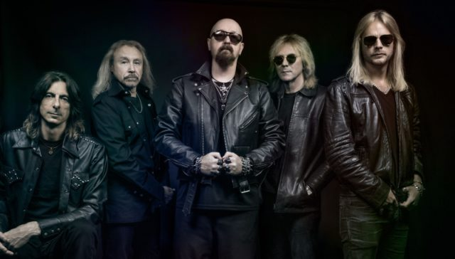 Judas Priest 2018 Promo Photo