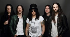 Slash Myles and The Conspirators 2018 Photo