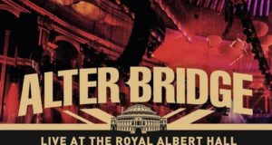 Alter Bridge Live At The Royal Albert Hall Featuring The Parallax Orchestra Album Cover
