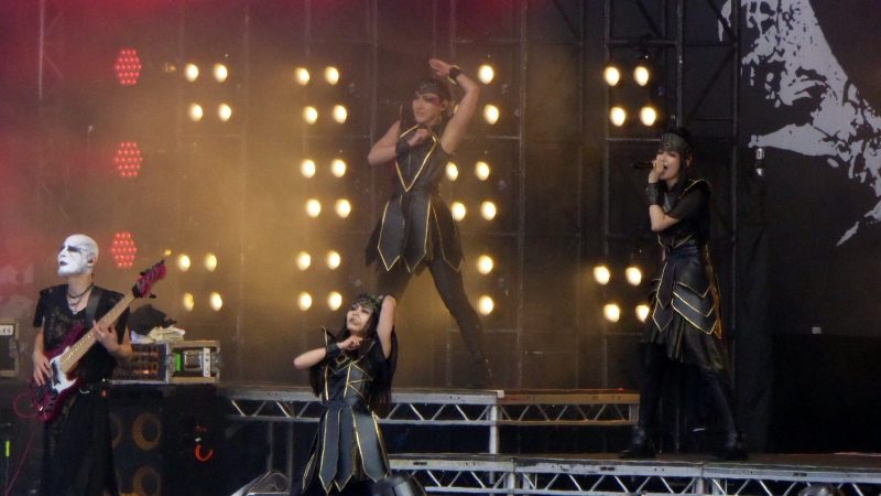 Babymetal Download Festival 2018