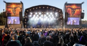 Emperor Crowd Shot Bloodstock Open Air 2018 Steve Dempsey