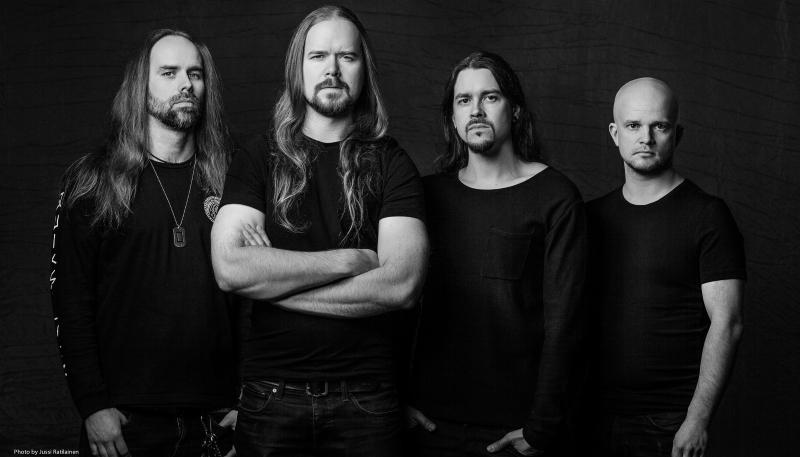 Insomnium Band Photo 2018