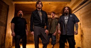 Napalm Death Band Photo 2018