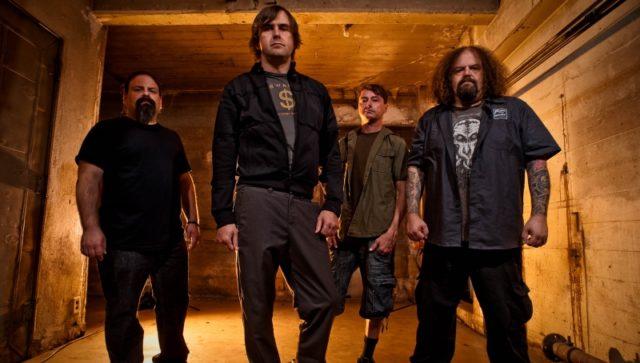 Napalm Death Band Photo 2018