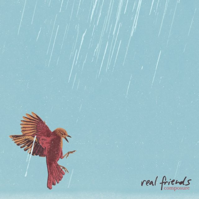 Real Friends Composure Album Cover Artwork