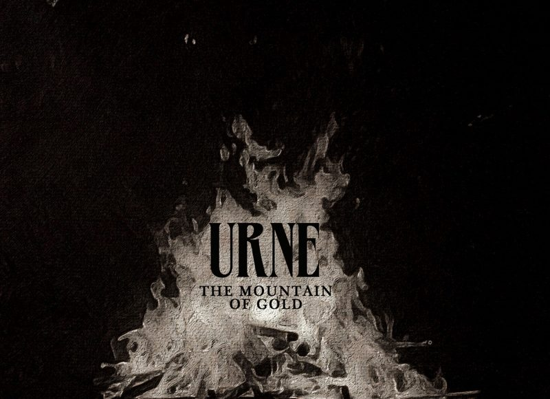 URNE The Mountain Of Gold EP Artwork