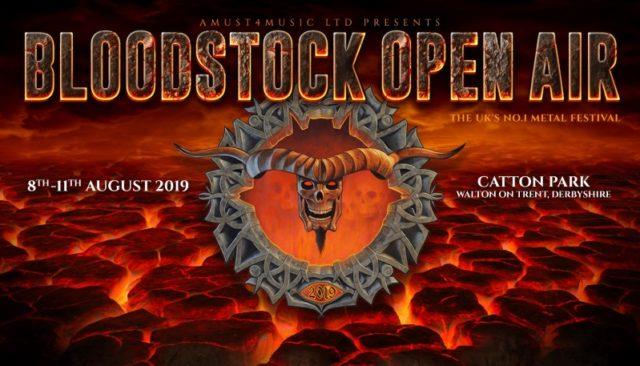 Bloodstock Open Air Festival 2019 Header