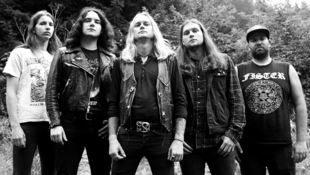 Deathrite Band Promo Photo 2018