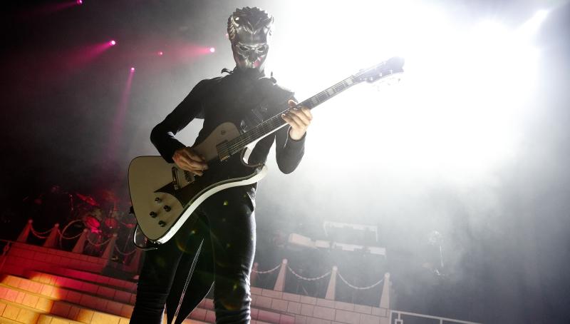 Ghost RAH Nameless Ghoul Paul Harries