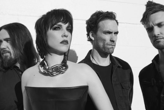 Halestorm 2018 Band Promo Photo