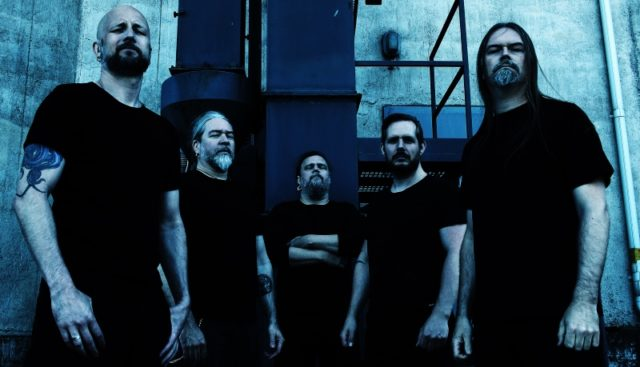 Meshuggah Band Promo Photo 2016