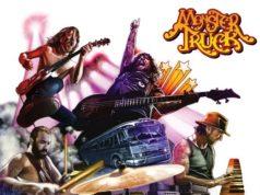 Monster Truck - True Rockers Album Artwork