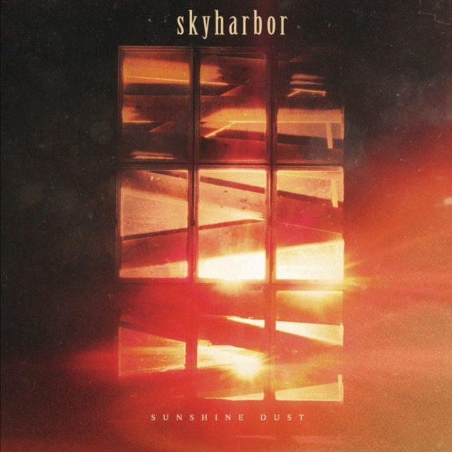 Skyharbor Sunshine Dust Album Artwork Cover