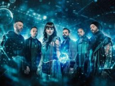 Within Temptation 2018 Promo Photo