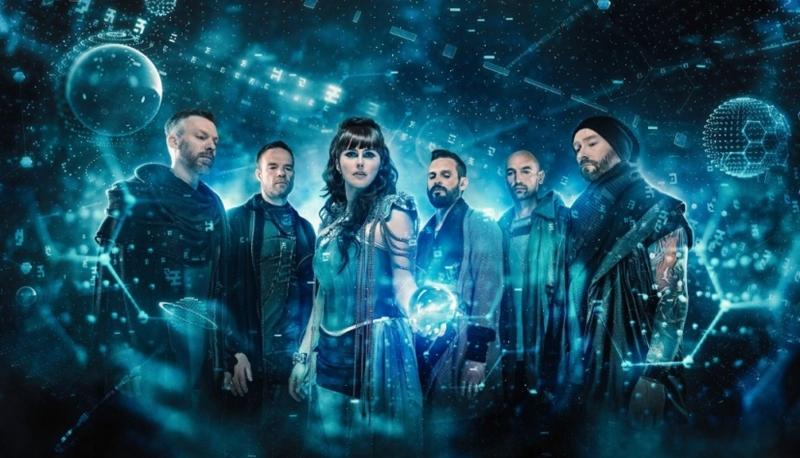 Within Temptation 2018 Promo Photo
