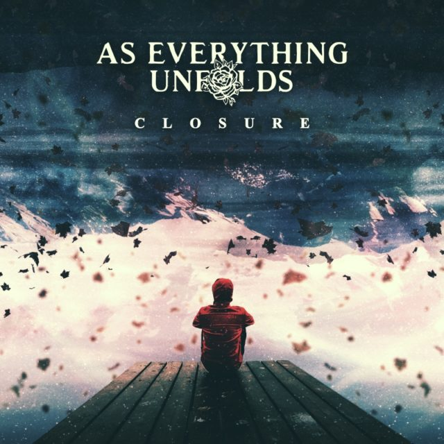 As Everything Unfolds - Closure EP Cover