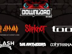 Download Festival 2019 First Line Up Poster Header