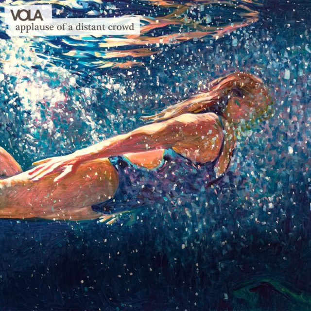 Vola - Applause From A Distant Crowd Album Cover Artwork