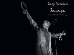 Gary Numan - Savage: Live at Brixton Album Cover Artwork