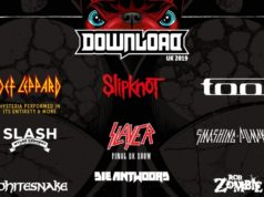 Download Festival 2019 Second Line Up Poster Header Image