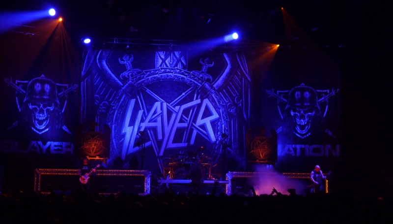 Slayer One - Wembley November 2018