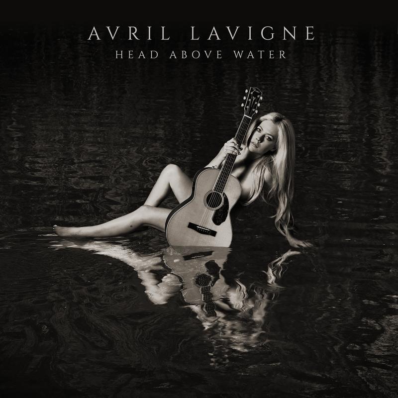 Avril Lavigne Head Above Water Album Art Cover