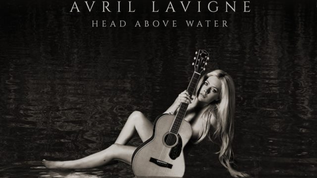 Avril Lavigne Head Above Water Album Art Header