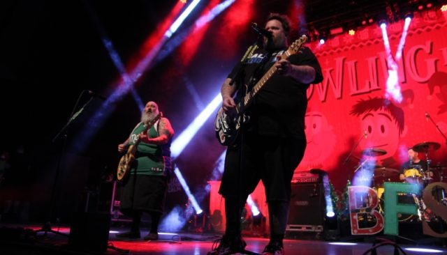 Bowling For Soup Almost Christmas Tour Reading 2018